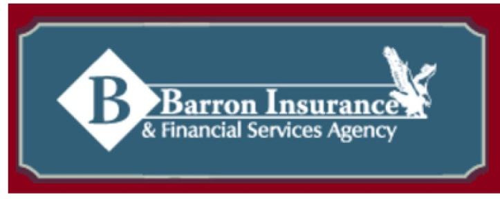 barron insurance ad