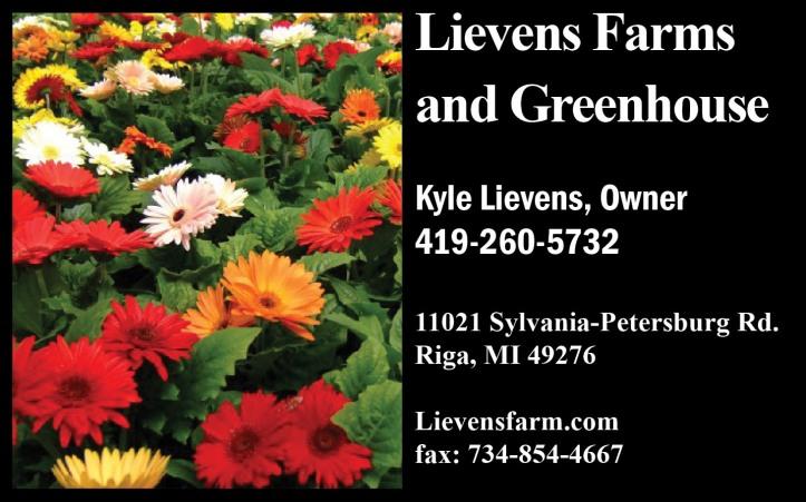 Lievens Farms & Greenhouse