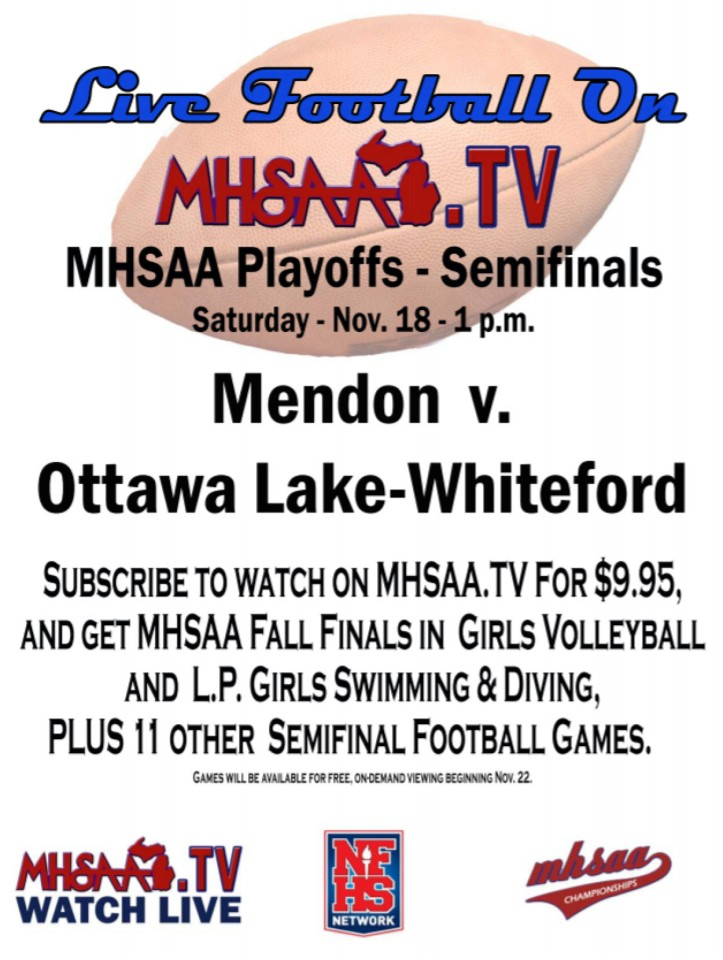MHSAA TV flyer