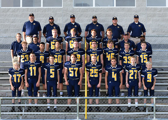 2018 Whiteford JV football SMALL