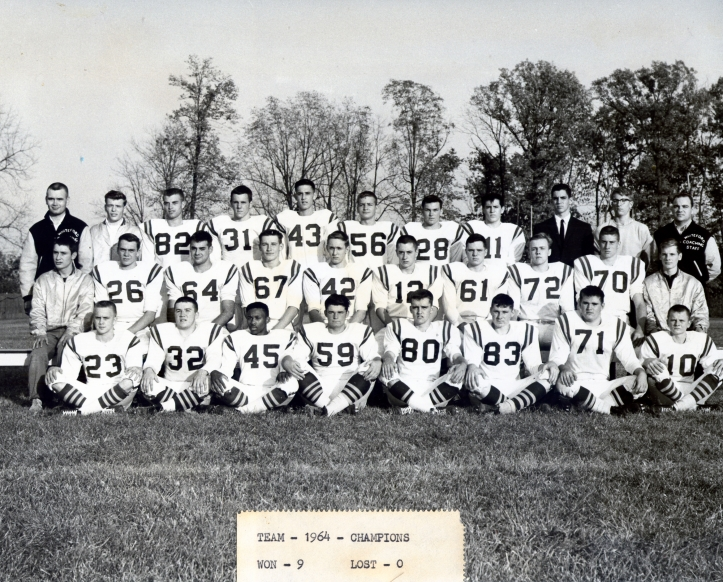 1964 WHS football